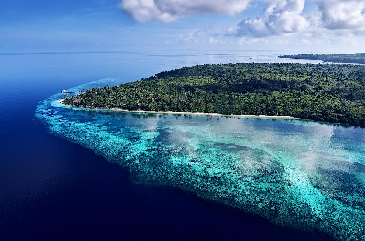 Wakatobi National Park conservation