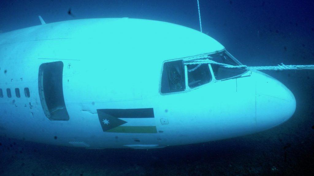 Lockheed TriStar in Aqaba