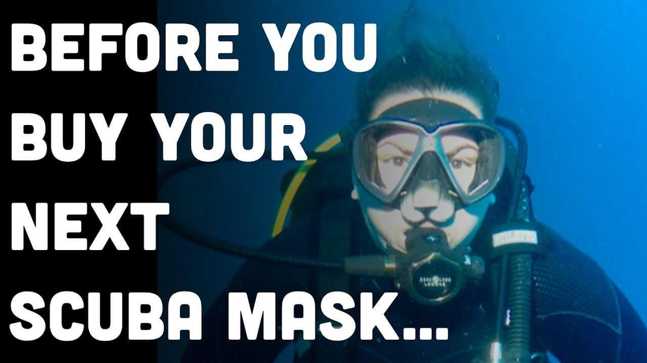 Top Tips For Selecting A Good Scuba Mask