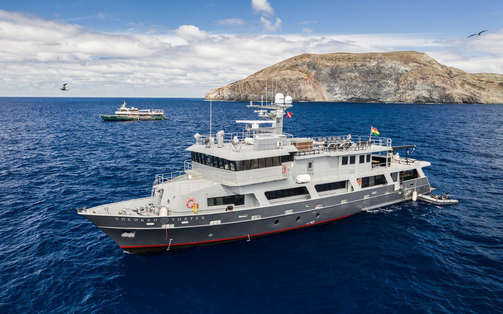Is Vortex the No. 1 Luxury Scuba Diving Liveaboard? 5