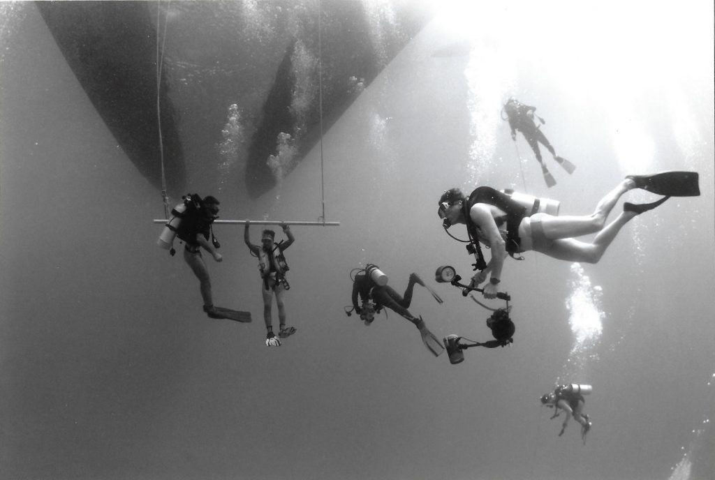 Mike Ball Dive Expeditions - Five decades of diving 4