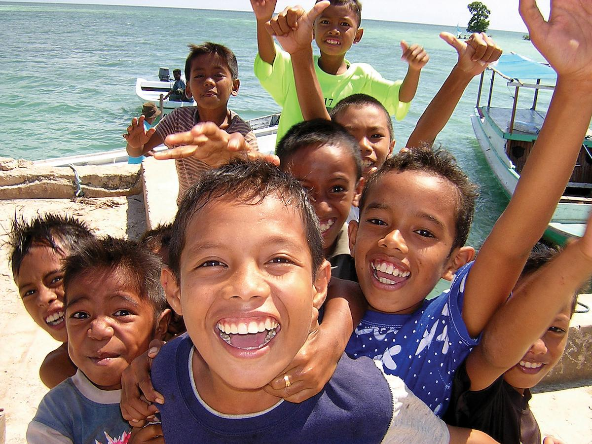 Wakatobi locals
