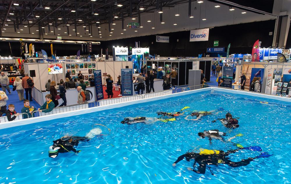 go diving show 9