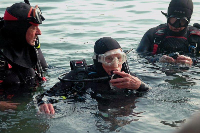 World's oldest diver at an astounding 99 years of age 1