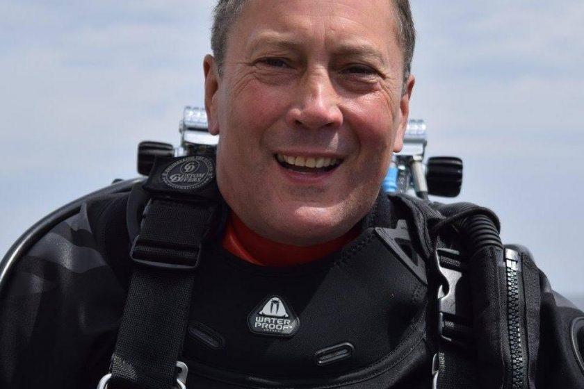 Tech diver dies on iconic HMHS Britannic shipwreck