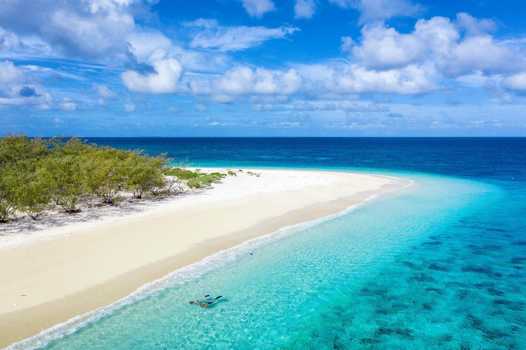 The Great Barrier Reef's Wilson Island is now officially open 1