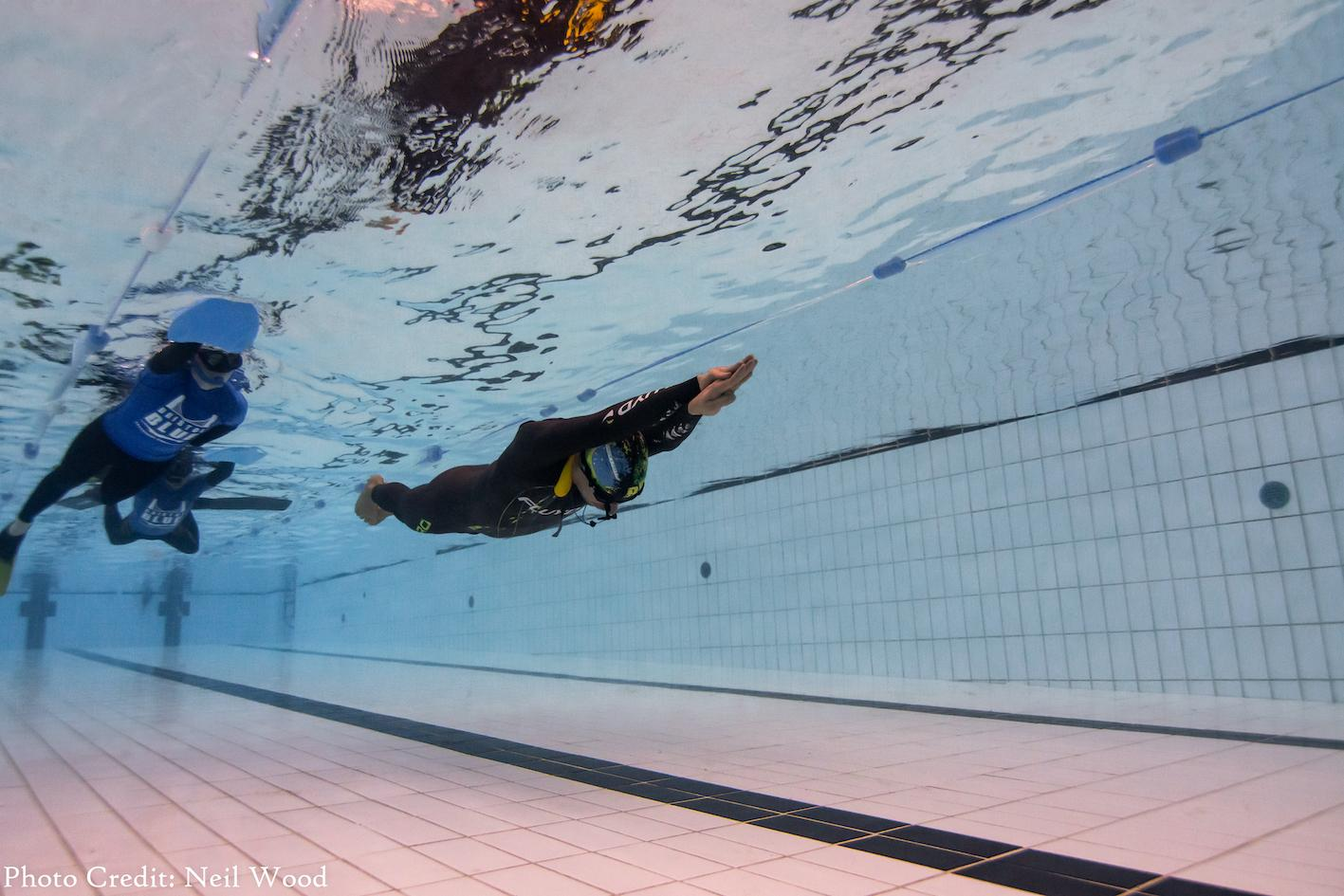 bristol blue freediving competition 5
