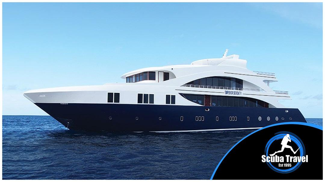 Scuba Travel, Maldives, Emperor Serenity, Liveaboard
