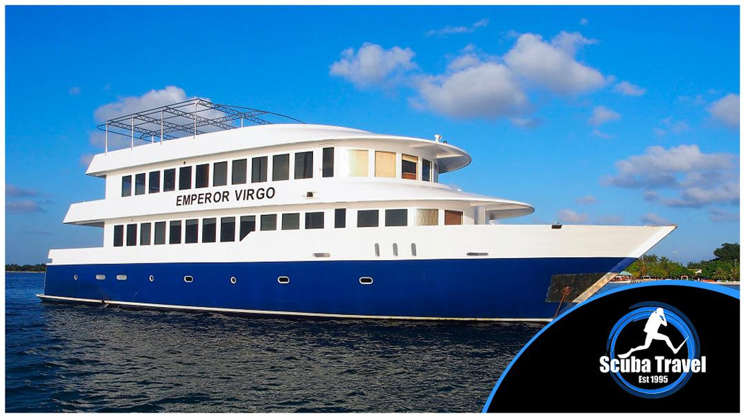 Scuba Travel, Maldives, Emperor Virgo, liveaboard