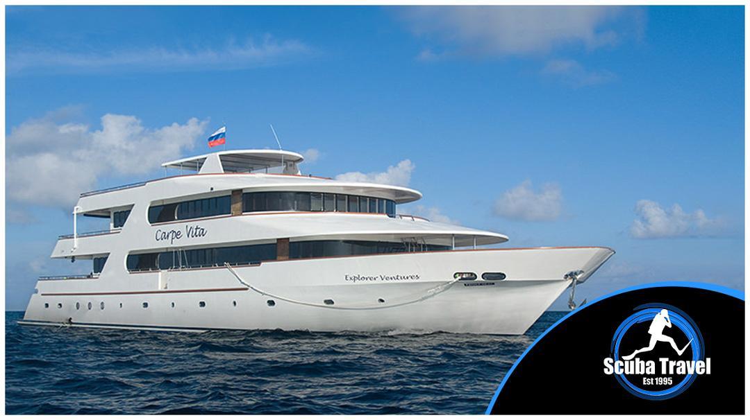 Scuba Travel, Maldives, Carpe Vita, Liveaboard