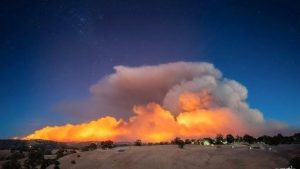 Australian Bush Fires 1
