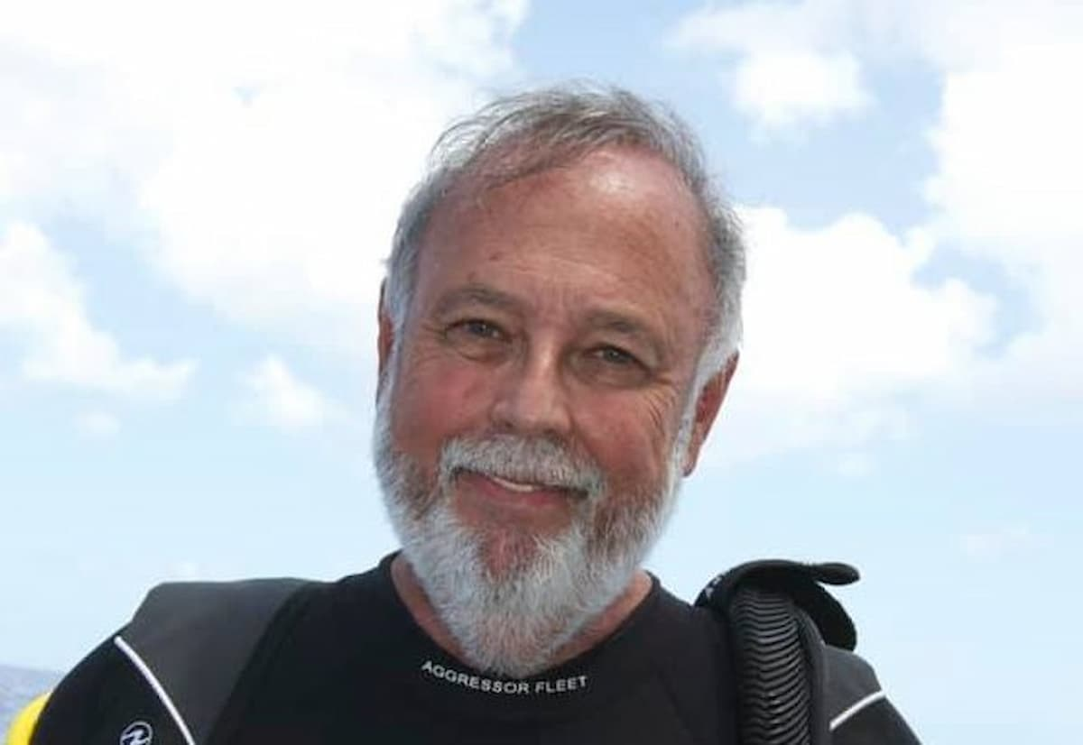 Diving industry mourns the loss of Aggressor Adventures' Wayne Hasson