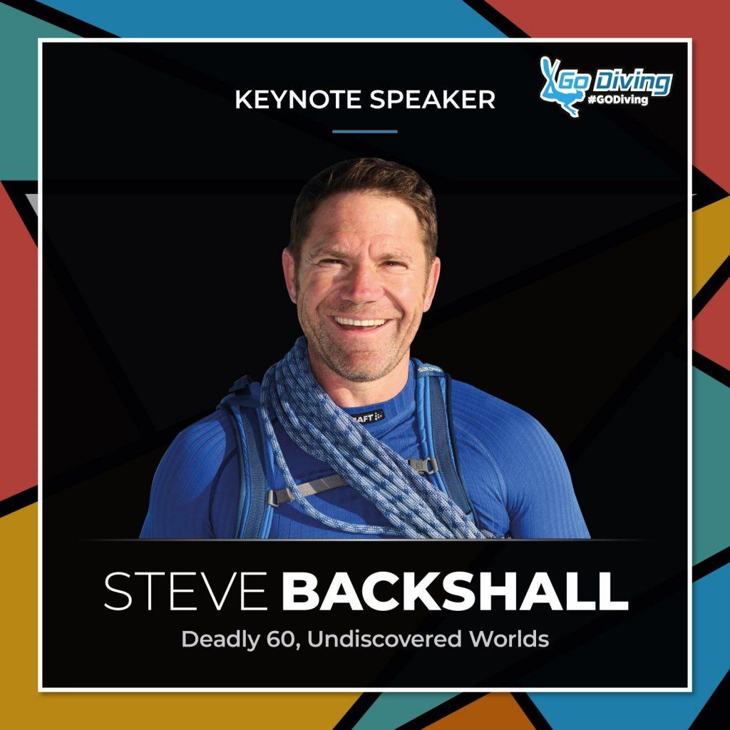 Steve Backshall 1