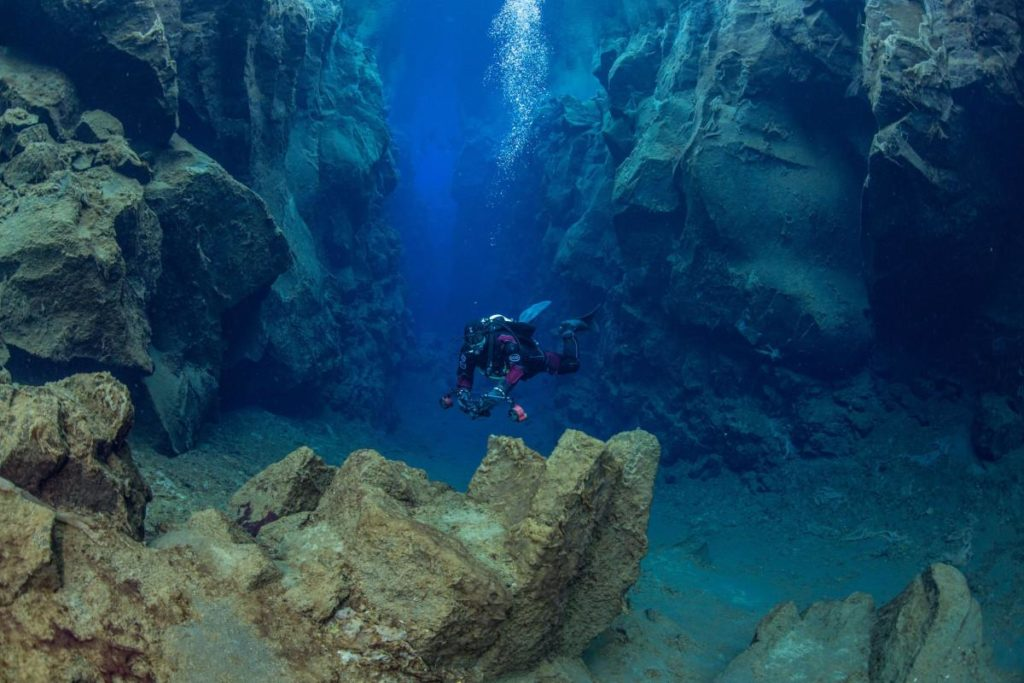Scuba Diving Iceland