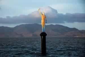Ocean Siren, Museum of Underwater Art