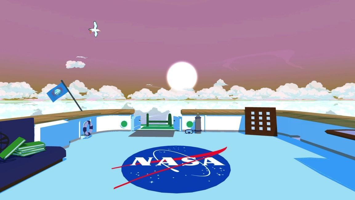 NASA's Coral Mapping Game