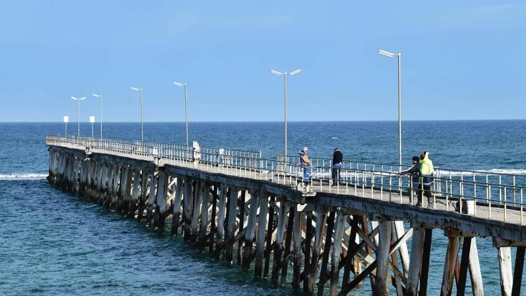 ANZ Noarlunga jetty Stairs