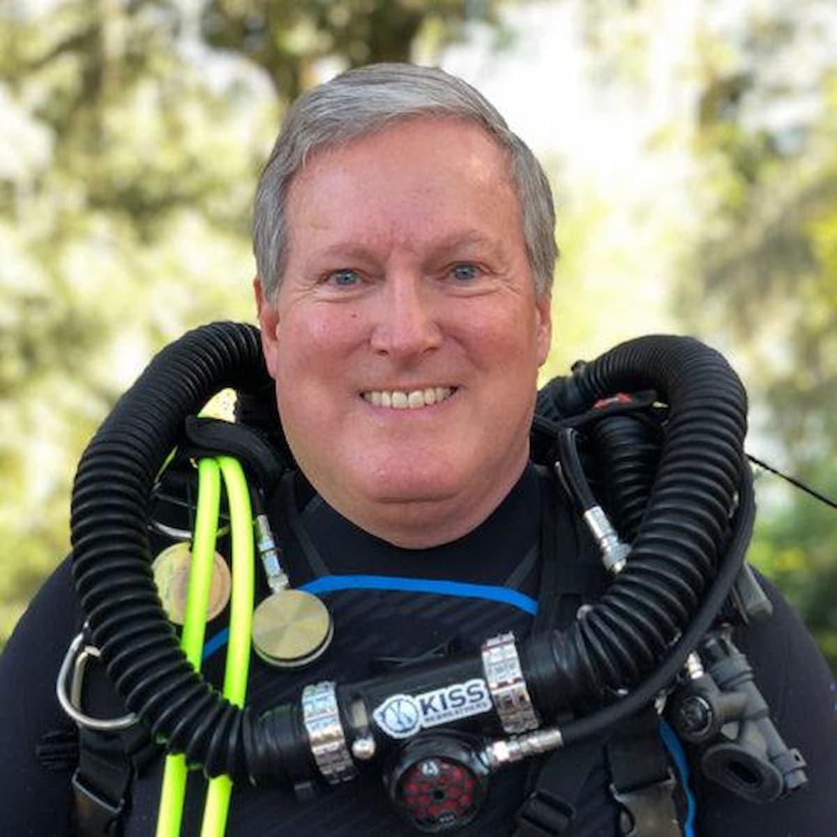 COVID-19, The Diver Medic