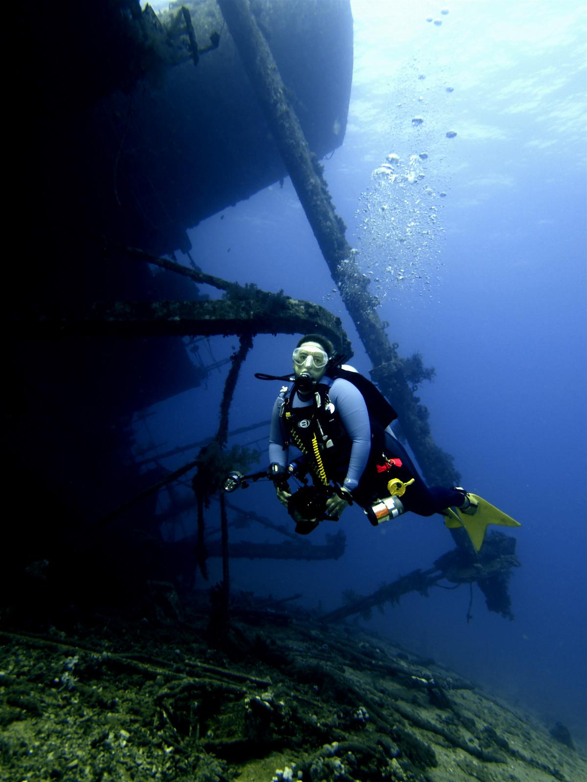 Egyptian Shipwrecks