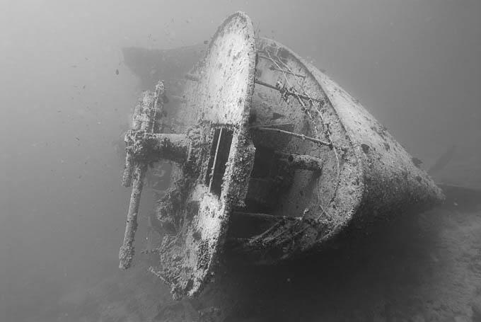 SS Thistlegorm, Shab Abu Nuhas, Egypt
