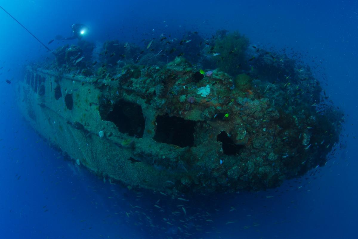 SS Yongala, Ayr, Australia