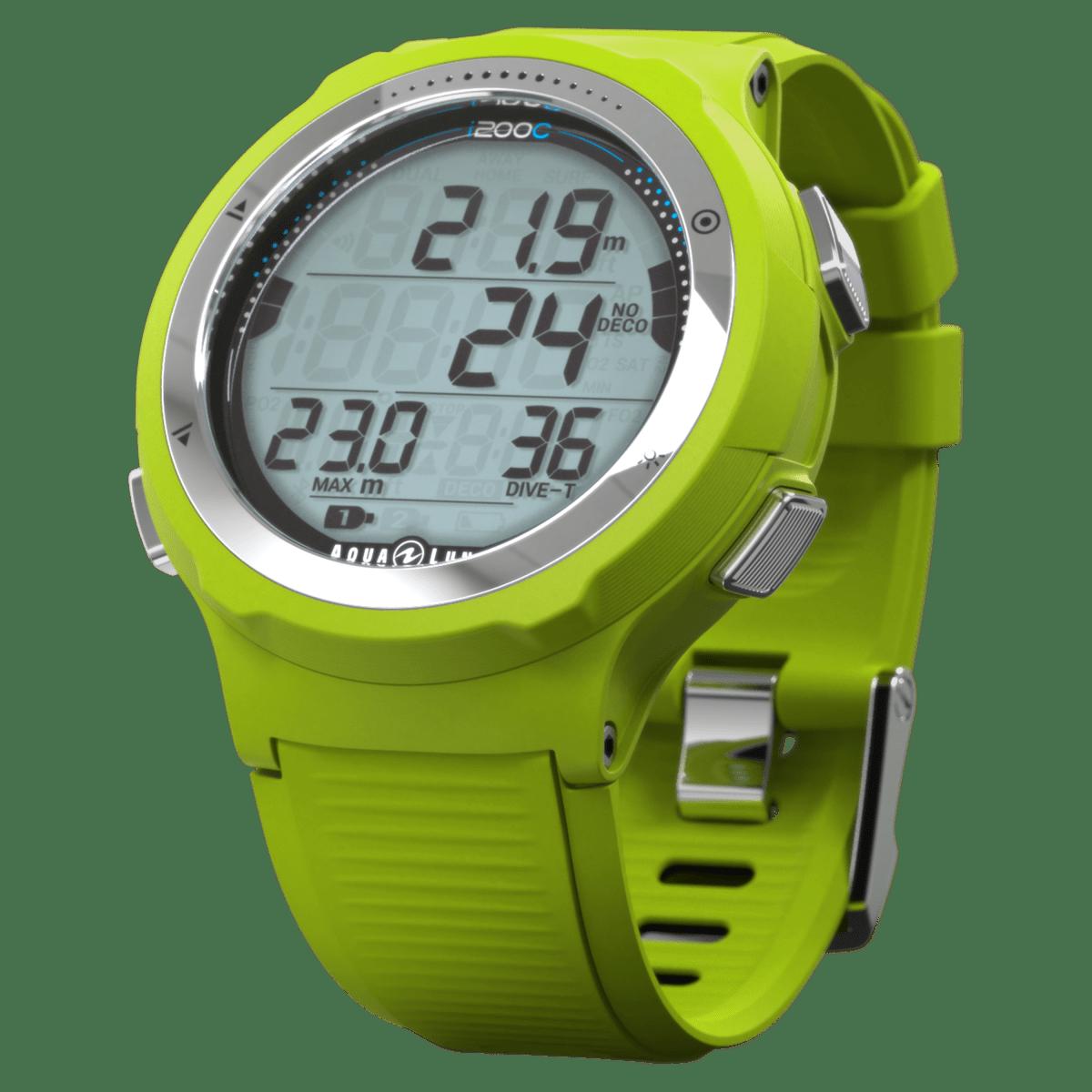 5 Best Wristwatch Dive Computers