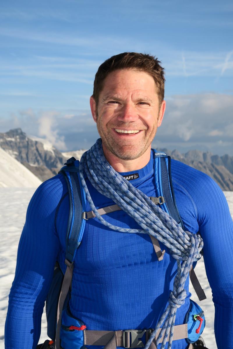 Globe-Trotting Adventurer Q&A with Steve Backshall