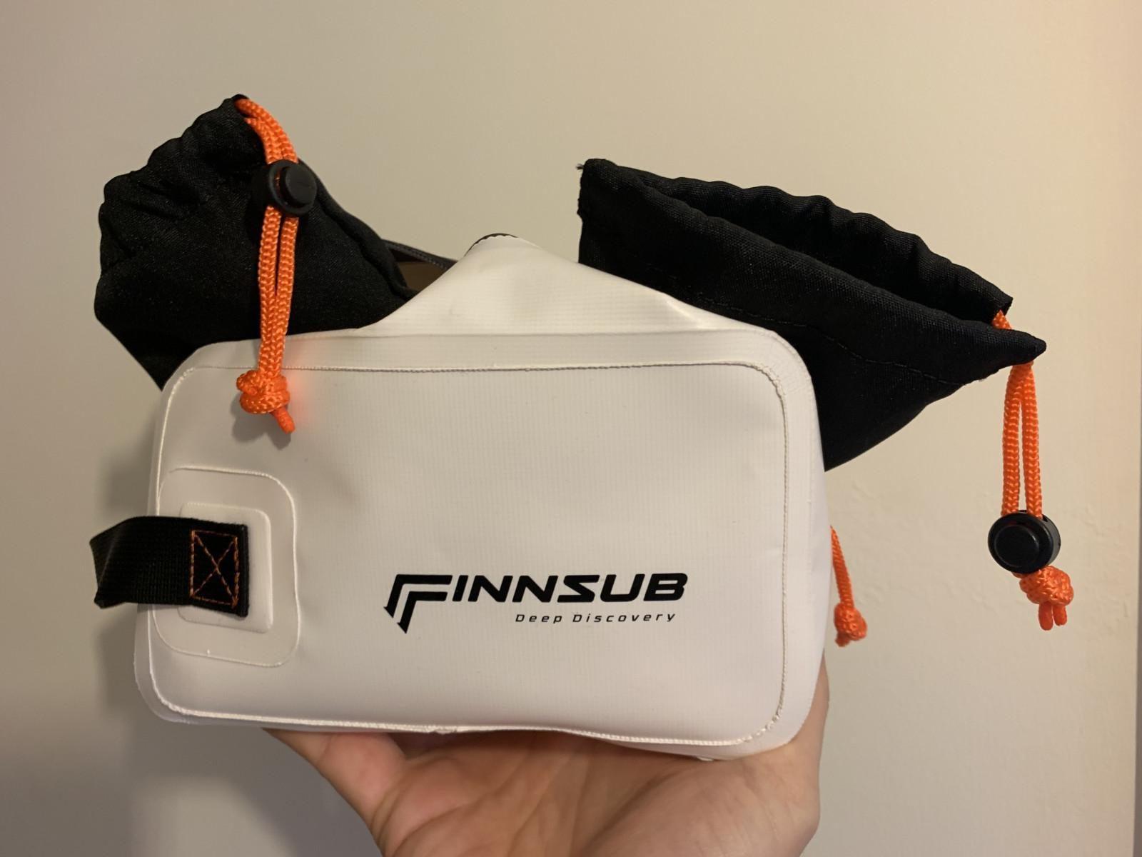 Finnsub BANG torches - Scuba Diving Equipment Review