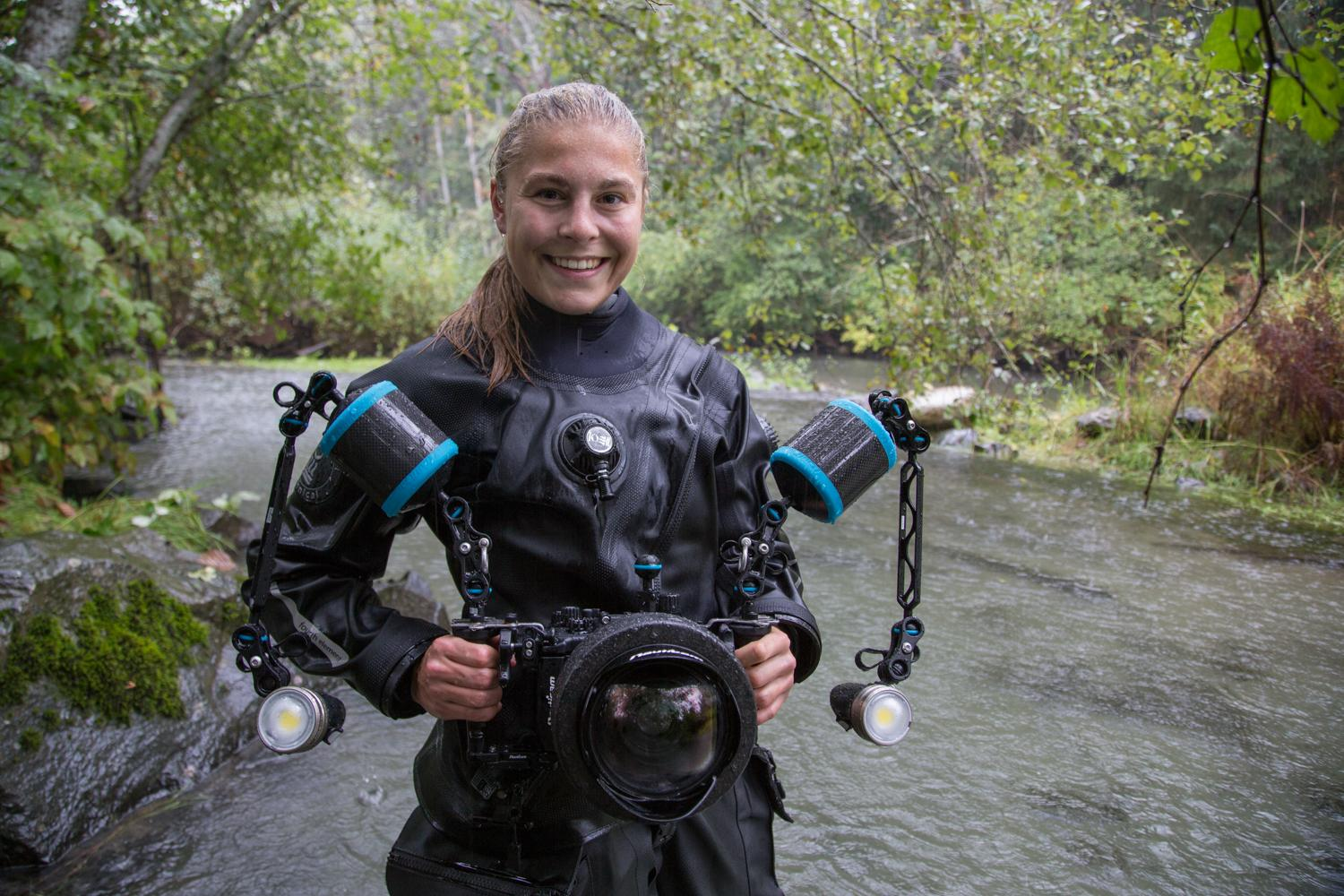Cold Water Diving in British Columbia and Alaska