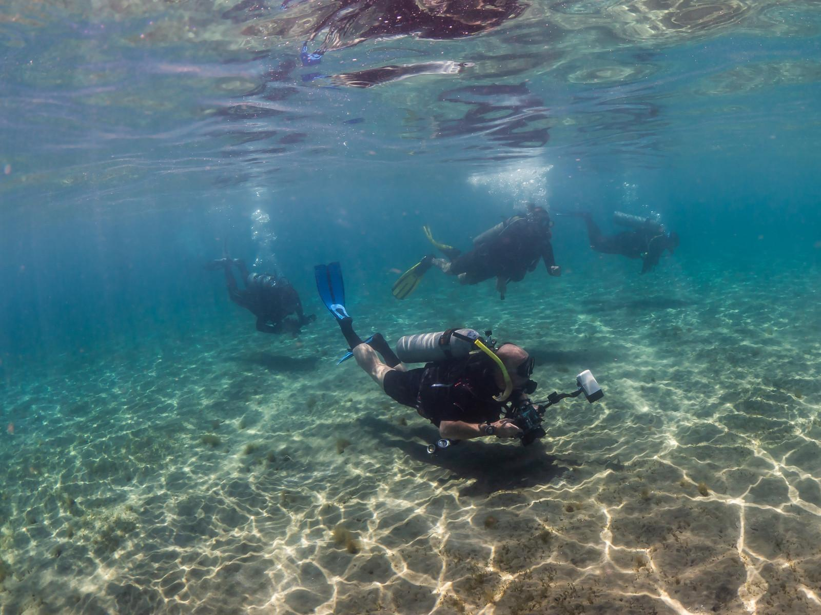 Underwater Etiquette 101 Top Tips from the Pros