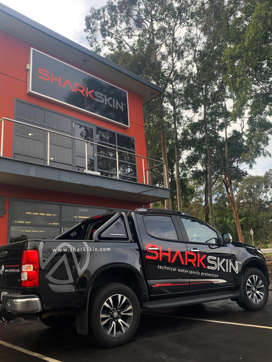 SHARKSKIN SUPPORTS FRONTLINE HEALTHCARE WORKERS