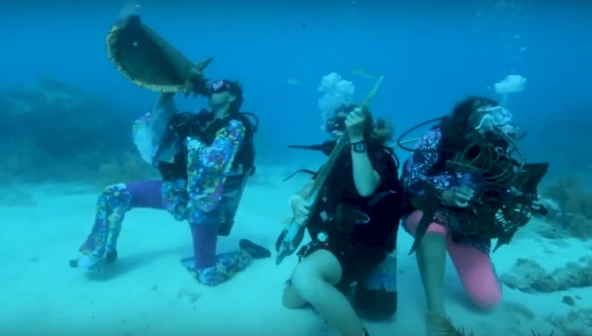Keys Underwater Music Festival