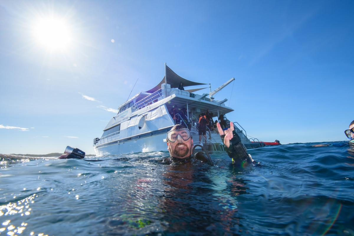 Diving at Rottnest, 4 of the Best