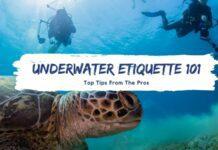 Underwater Etiquette 101