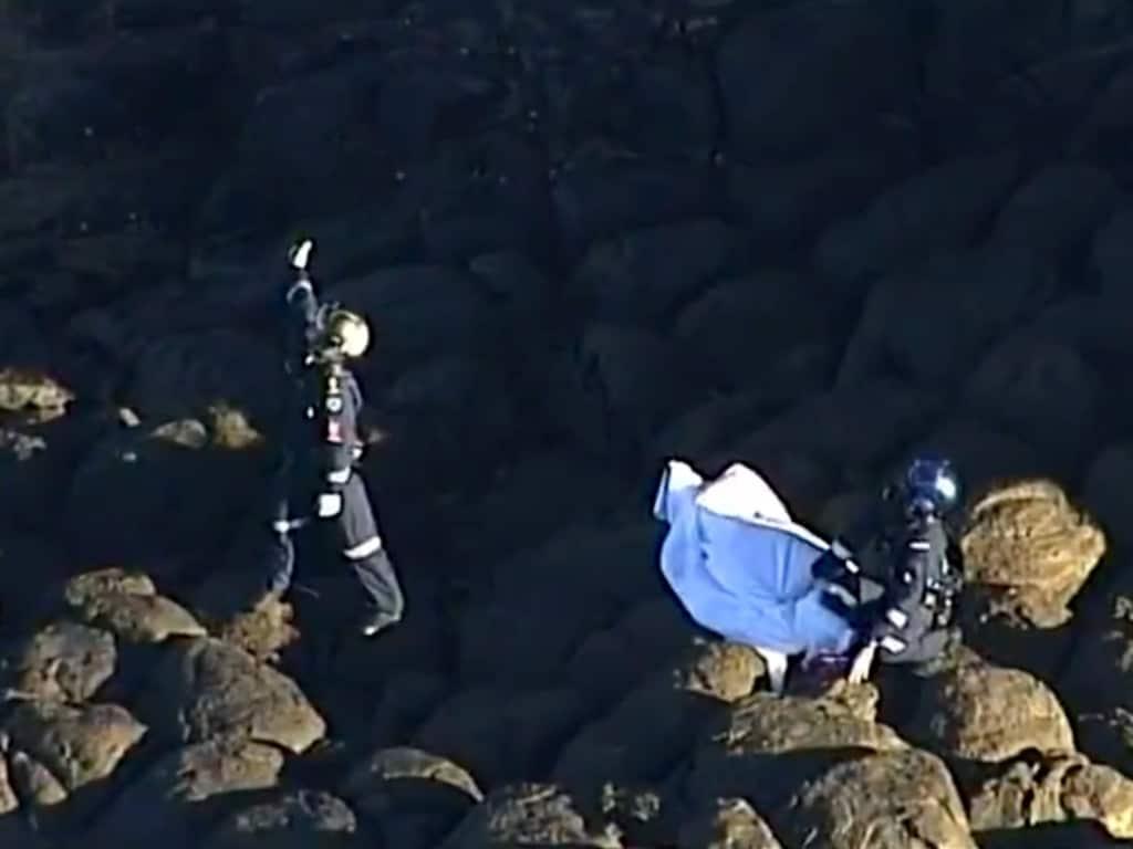 Tragedy at Frazer Island