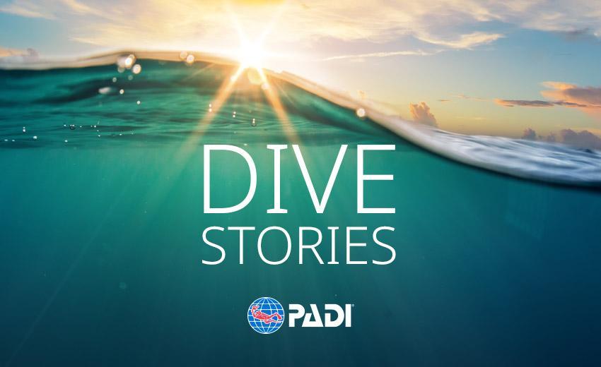 PADI Dive Stories