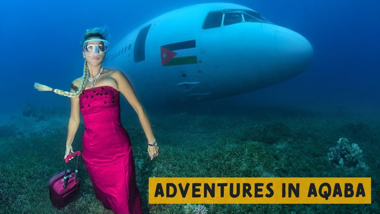 Adventures in Aqaba