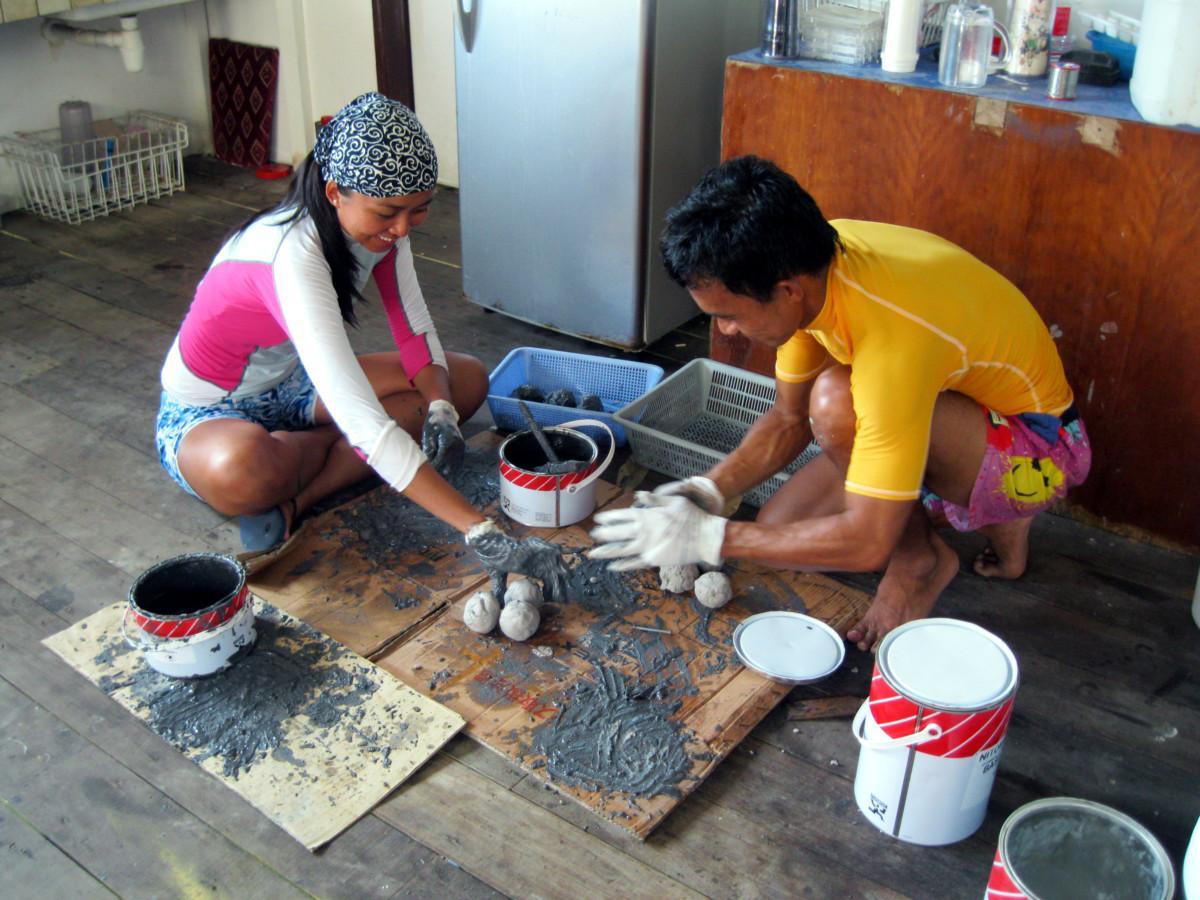 Borneo's Marine Ecology Research Centre