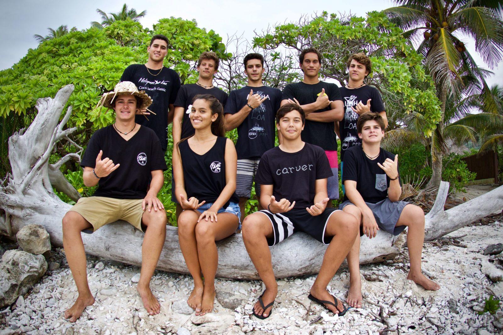 Coral Gardeners of Tahiti