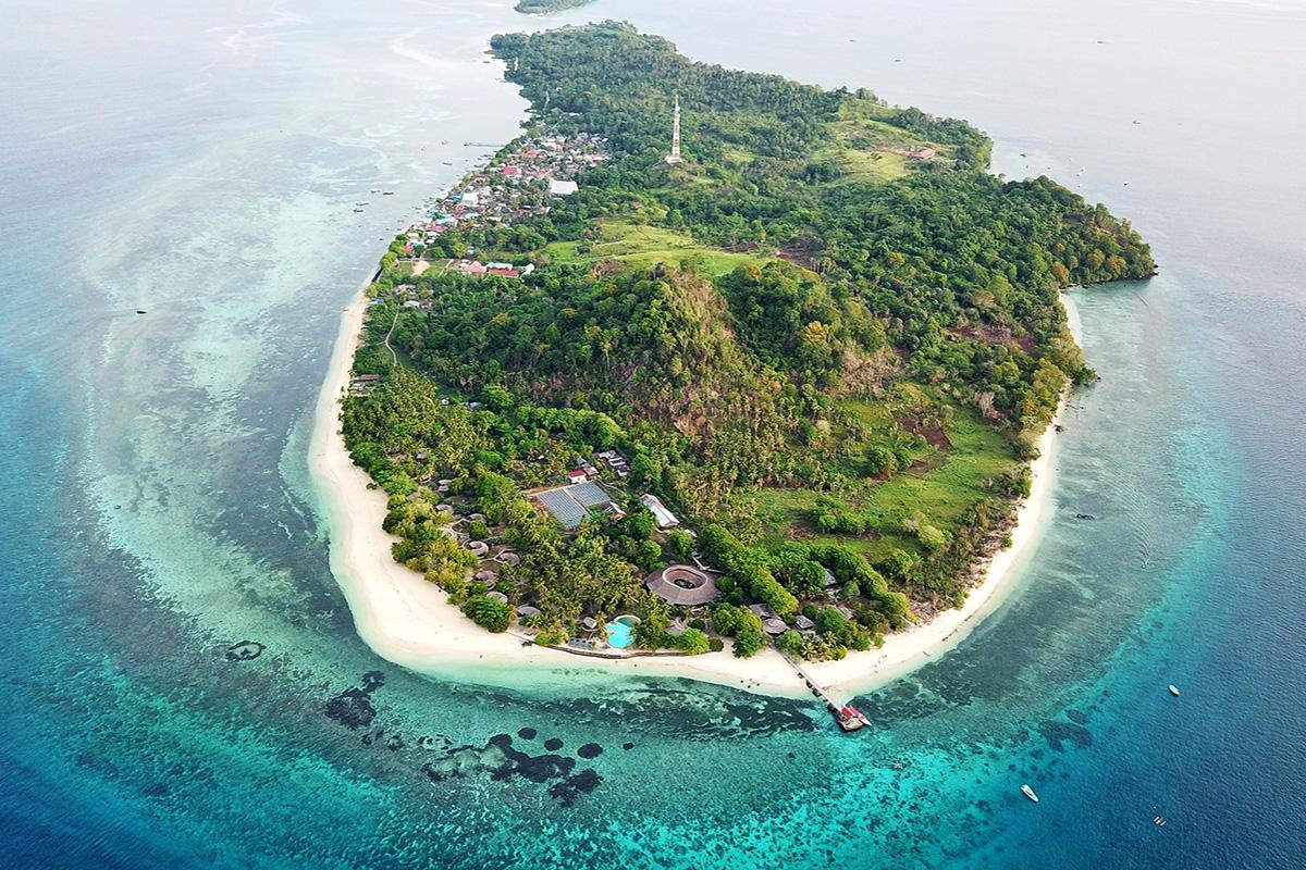 Green Bond Helps Gangga Island Resort Amazing Achievement