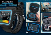 Shearwater Research Peregrine Dive Computer Review