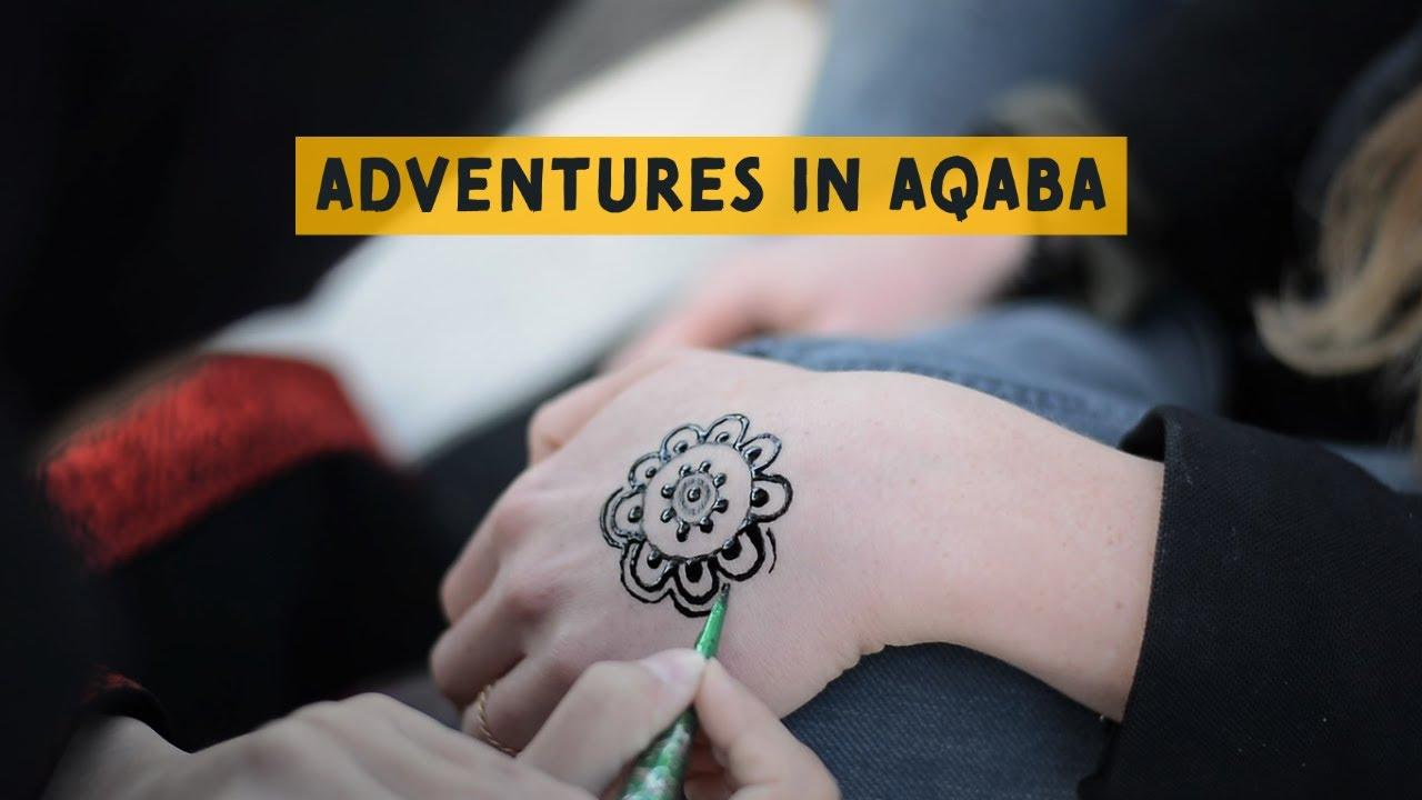 Adventures in Aqaba