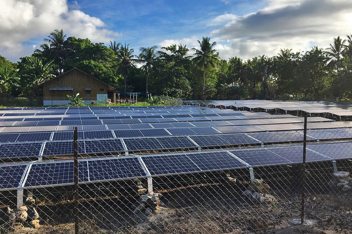 Green Bond Helps Gangga Island Resort Amazing Achievement