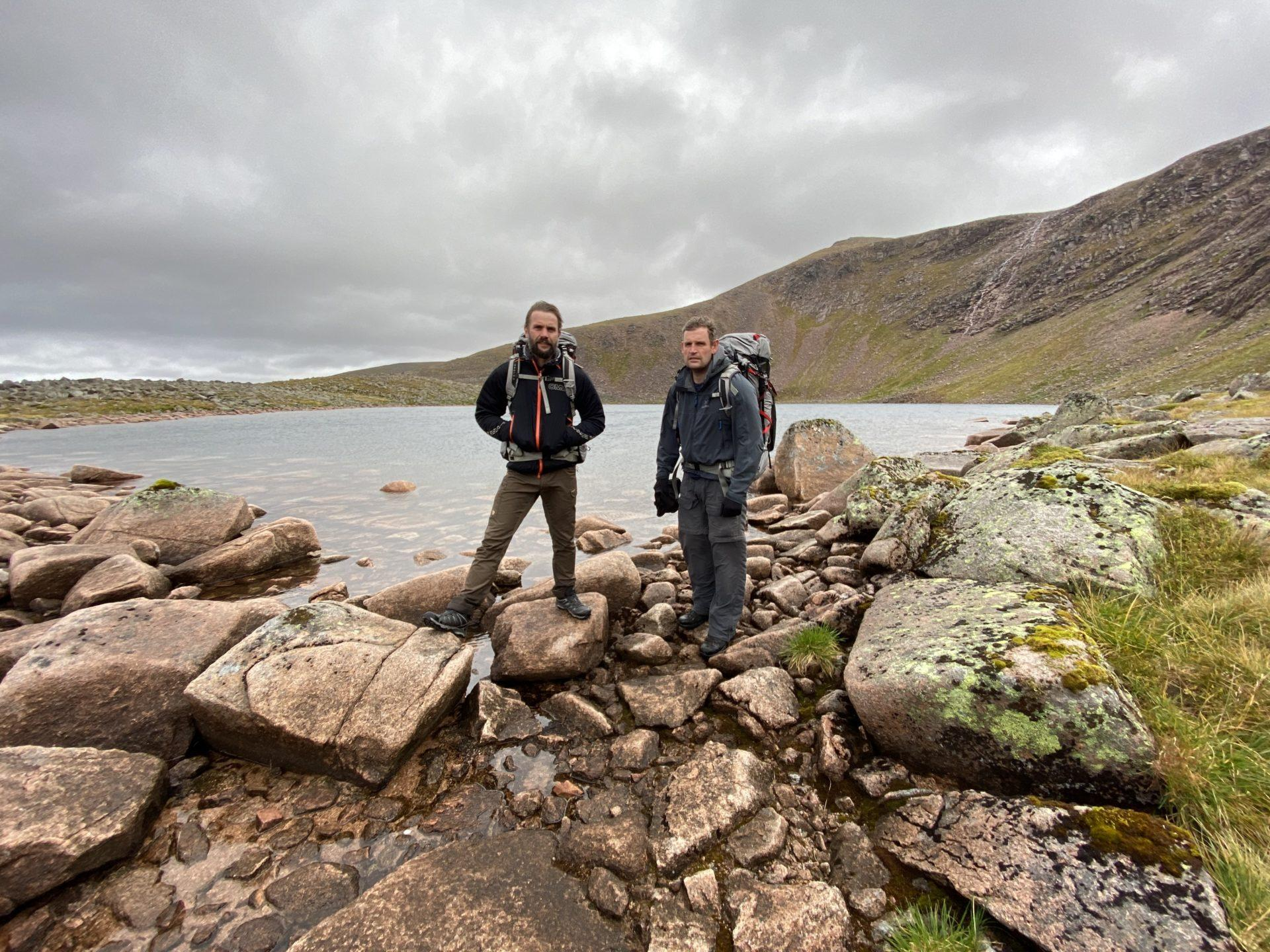 Three Lakes Challenge