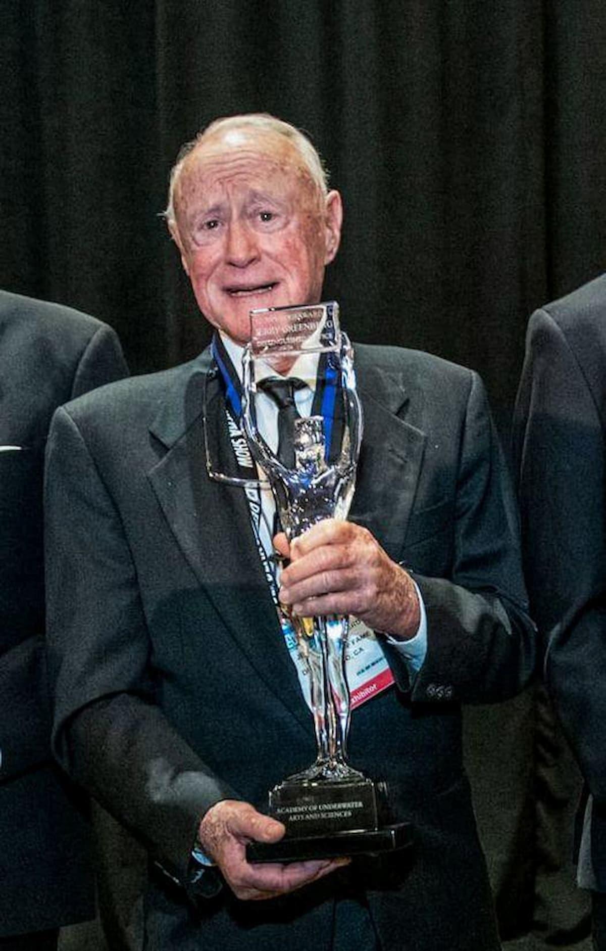 Dive industry legend Jerry Greenberg