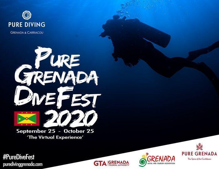Pure Grenada Dive Fest 2020
