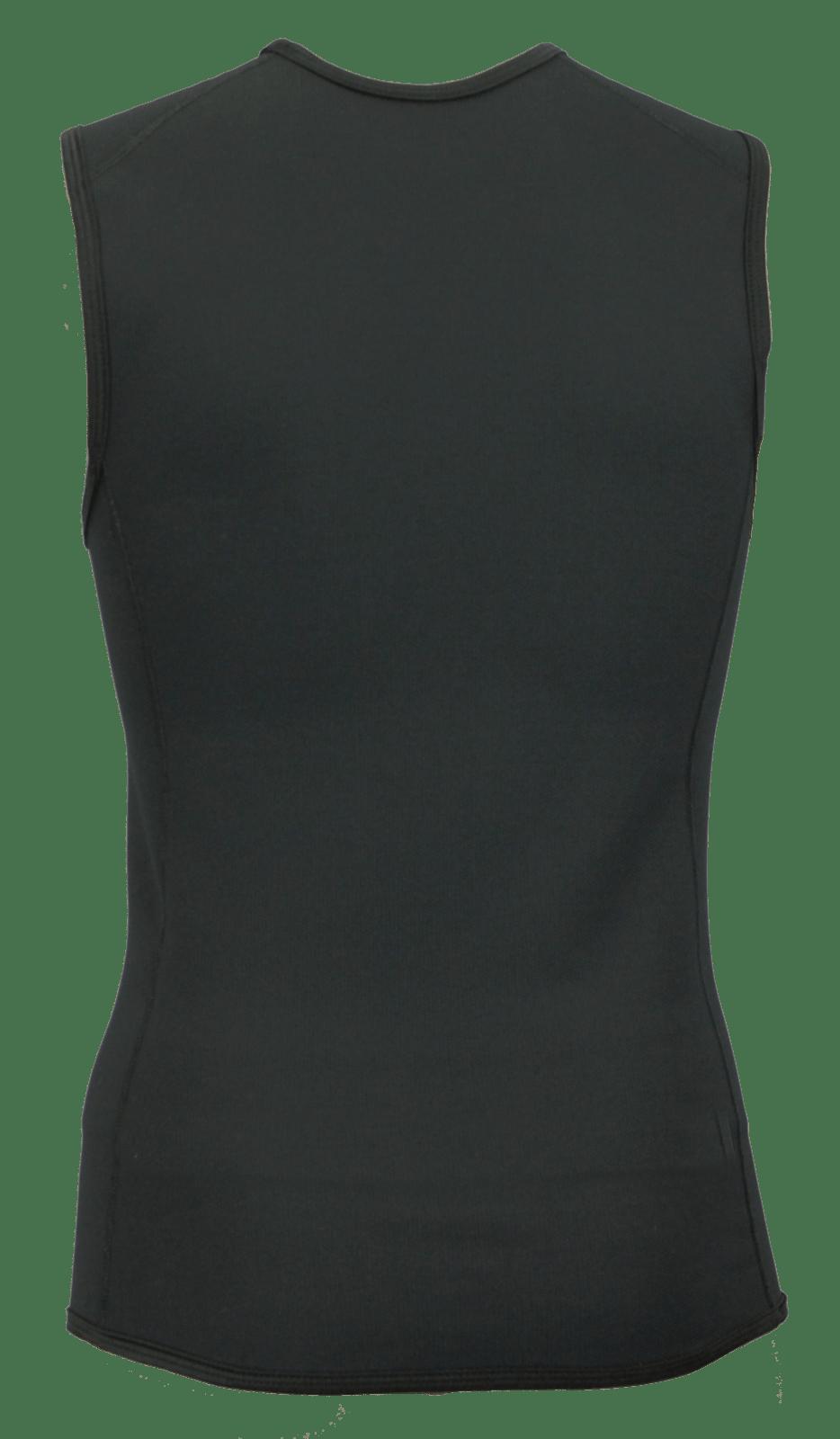 Sharkskin Chillproof Mens Titanium Vest Back