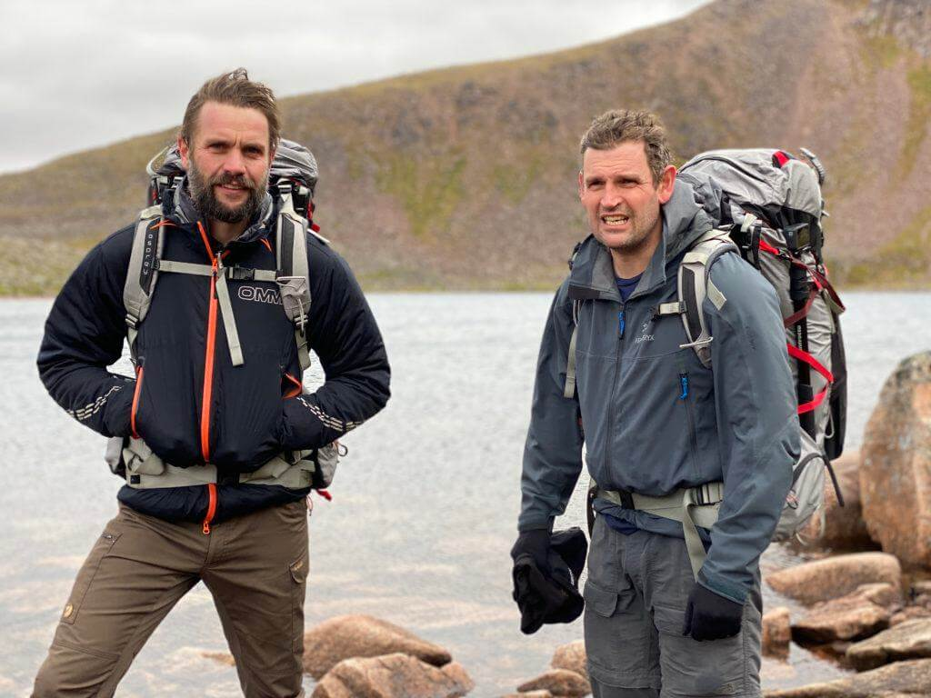 The Three Lakes Challenge
