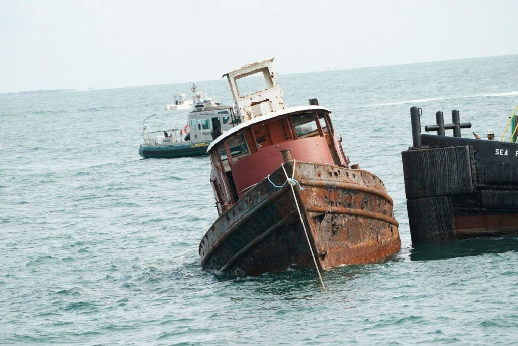 artificial reef system