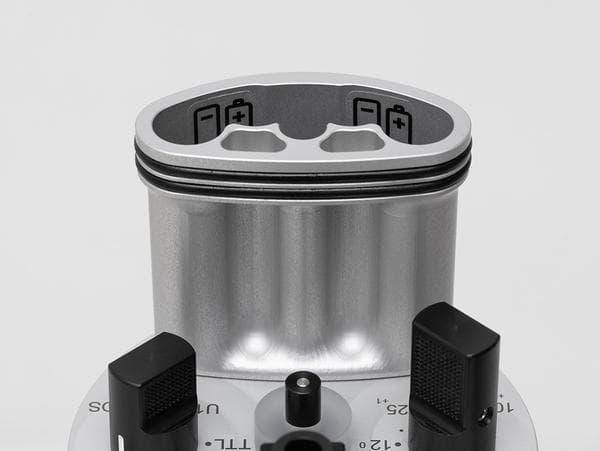 Retra Flash Supercharger battery compartment